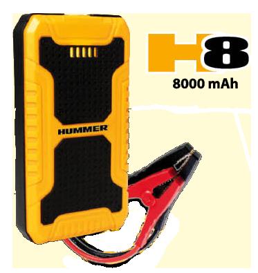 Hummer H8