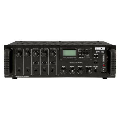 Ahuja PA Amplifier DPR-125