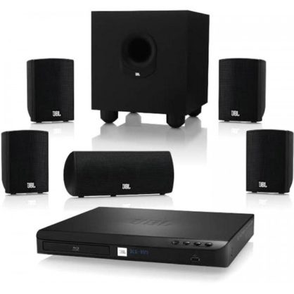 JBL Cinema BD 300 Channel-5.1