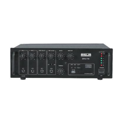 Ahuja DPA 770 Power Amplifier