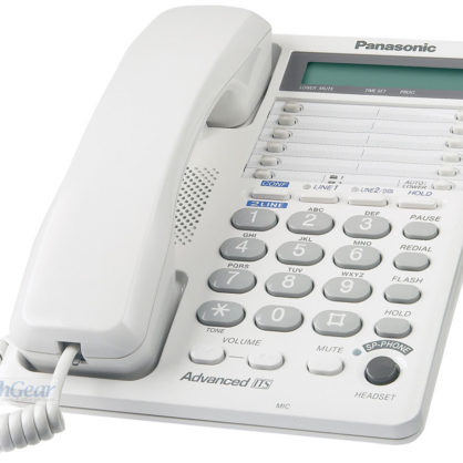 Panasonic 2 Line Phone – Kx-T2378