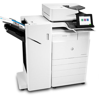 Color Laserjet Printer, MFP E87650